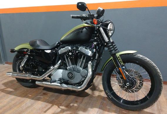 Harley Davidson Sportster 1200 Nightster 2009 Como Nueva