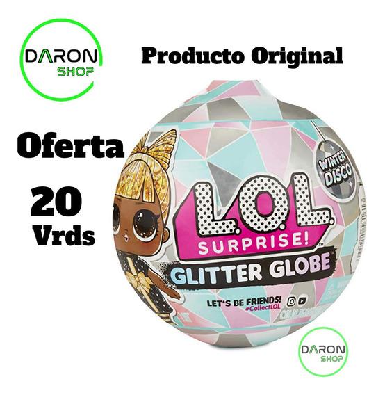 Lol Surprise Glitter Globe Winter Disco 100% Original