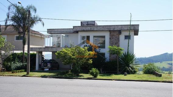 Casa Residencial À Venda, Condomínio Itatiba Country Club, Itatiba. - Ca0787