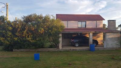 Casa En Balneario Jaureguiberry, Especial Para 2 Familias
