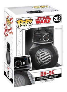 Funko Pop! Star Wars Bb9e 202 Original Funko Scarlet Kids