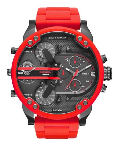 Relógio De Quartzo Esportivo Digital Impermeável