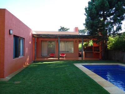 Casa Nueva En Venta 3 Dorm - La Barra