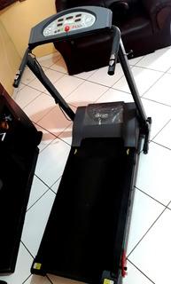 Esteira Eletrônica Dream Fitness Dr 2110 Dobrável Bivolt Vel