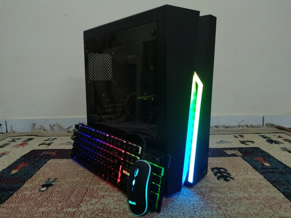 Pc Gamer - I7 3770 - 16gb - 1tb - Gtx 1060 6gb - 500w