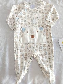 Macacão Bebê Piupiu Menino