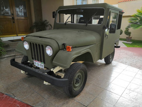 Jeep Jeep Dj5 Postal 1974