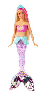 Barbie Dreamtopia, Sirena Brillante