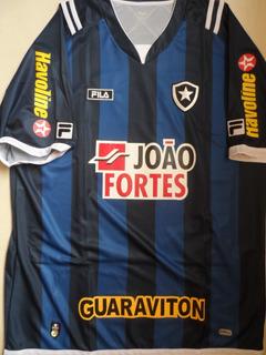 Camisa Fila Oficial Botafogo - Tamanho Xgg 2011