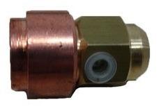 Válvula De Segurança 25kgf/cm2 - Modelo S10 Super Desconto