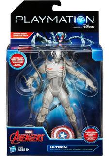 Figura Ultron Playmation Marvel Avengers Hasbro