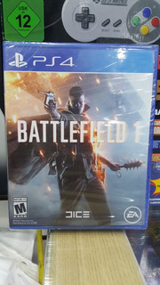 Battlefield 1 Ps4 (sellado)