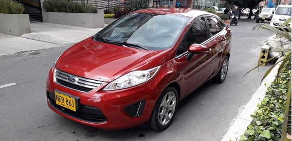 Ford Fiesta Version Se Sedan Aut