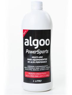 Desengraxante Algoo Powersports 1l Alta Performance Frasco 1000ml Promoção