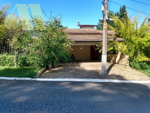 Casa De Condominio Em Parque Delfim Verde - Itapecerica Da Serra, Sp - 3421