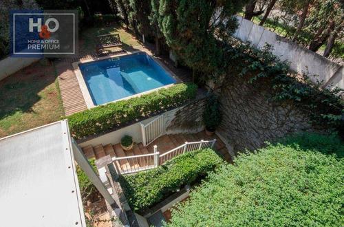 Imagem 1 de 27 de Casa Com 5 Dormitórios À Venda- Jardim Everest - São Paulo/sp - Ca0316