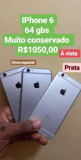 iPhone 6 64 Gbs