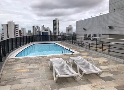 Apartamento Em Madalena, Recife/pe De 94m² 3 Quartos Para Locação R$ 1.650,00/mes - Ap238213