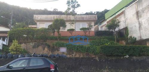 Casa Em Ótima Localização - Bingen - Petrópolis/rj - Ca0069
