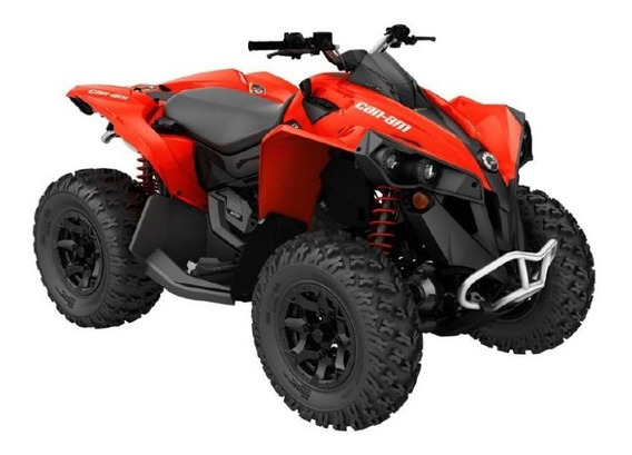Can-am Renegade Std 570 0km Atv 50%+12 Cuotas S/int