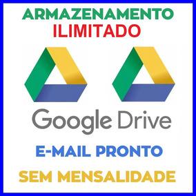 Conta Google Drive Ilimitado - Armazenamento Ilimitado G4