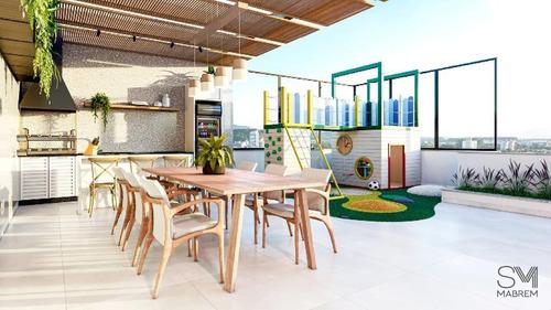 Apartamento Em Dom Bosco, Itajaí/sc De 115m² 2 Quartos À Venda Por R$ 377.911,22 - Ap598139