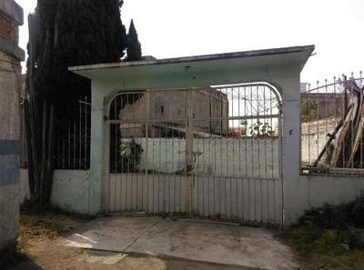 Casa Con Terreno Venta De Carpio, Ecatepec