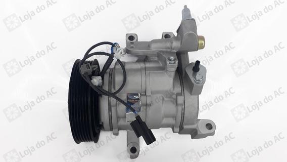 Compressor Ar Honda Civic 2011 Endiante Original Delphi