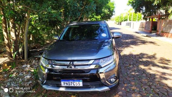 Mitsubishi Outlander 2016 Diesel 2.4 7 Lugares