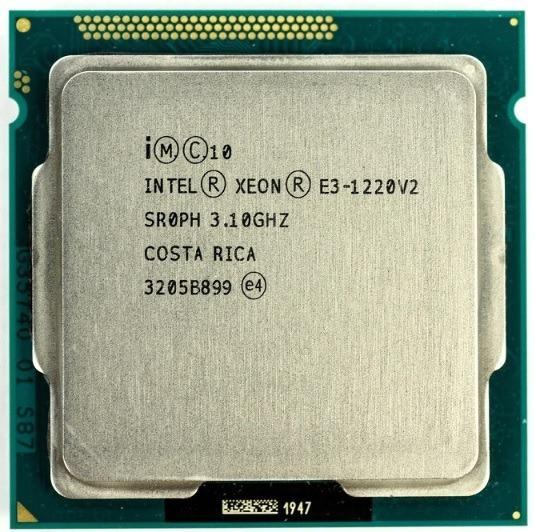 Processador Intel Xeon E3-1220