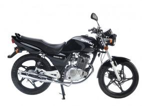 Suzuki En 125 Consultar Contado 12 Ctas $6660 Motoroma