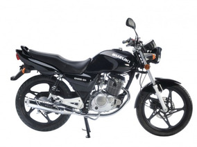 Suzuki En 125 Motoroma 12 Ctas $4548 Consulta Contado