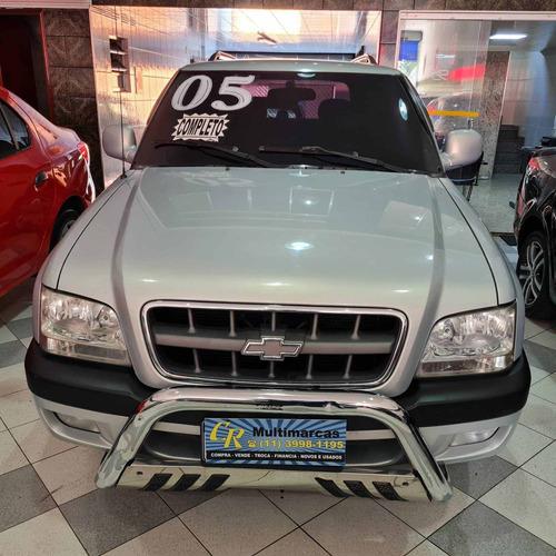 Imagem 1 de 13 de Chevrolet Blazer 2.4 Mpfi Advantage 4x2 8v Gasolina 4p