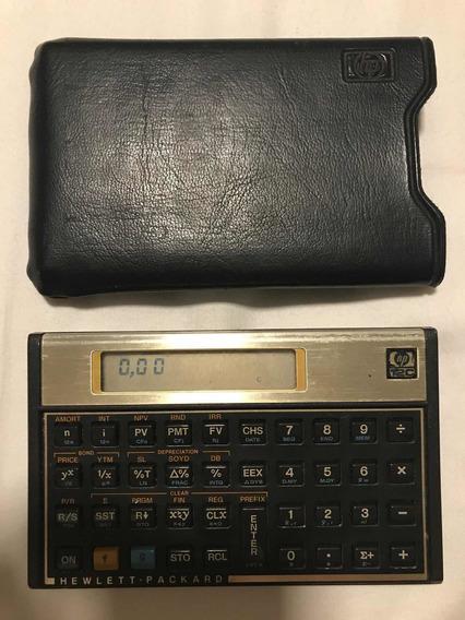 Calculadora Hp12c Seminova