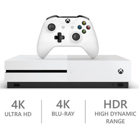 Xbox One S 500gb Console + 2 Controles + Jogos