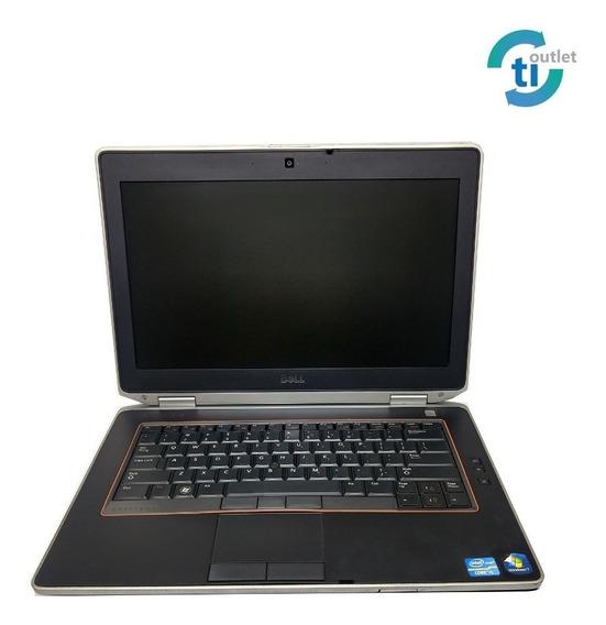 Notebook Dell Latitude E6420 4gb Win 7 Intel Core I5 14