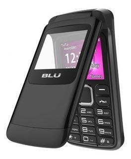 Celular Blu Zoey Flex Dual Sim Tela 2.4 Cam. Vga P\ Idosos