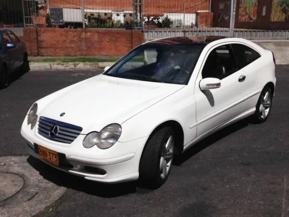 Mercedes Benz Clase C 180 Kompressor Sport Coupe 2003