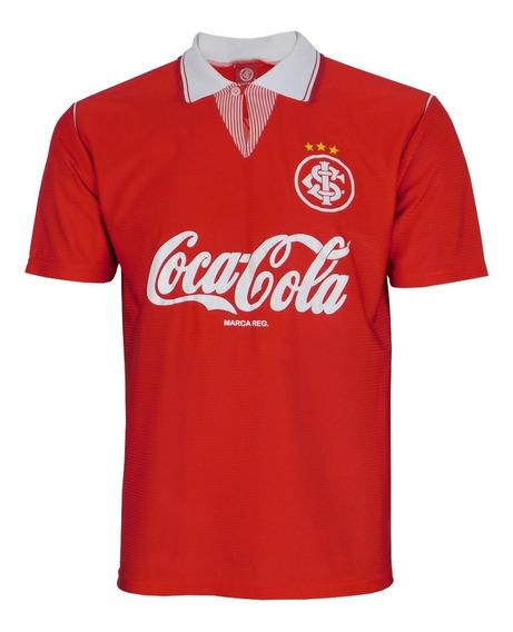 Camisa Internacional Retrô 1992 Masc. Licenciada Original