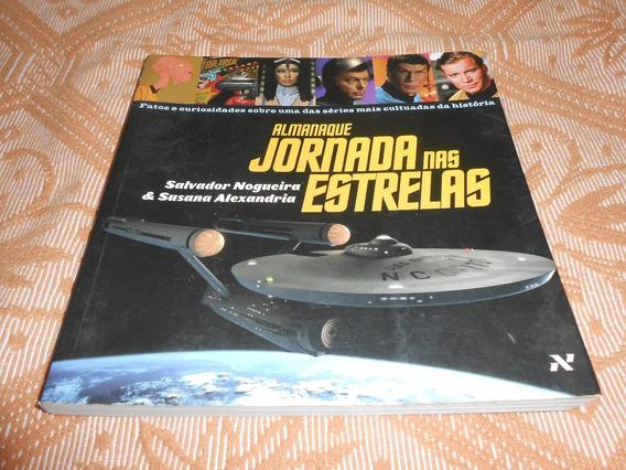 Livro Almanaque Jornada Nas Estrelas.
