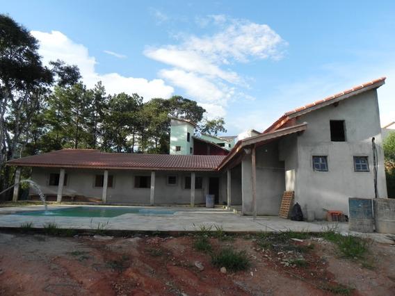 (ca) Chácara Recém Formada Em Santa Isabel