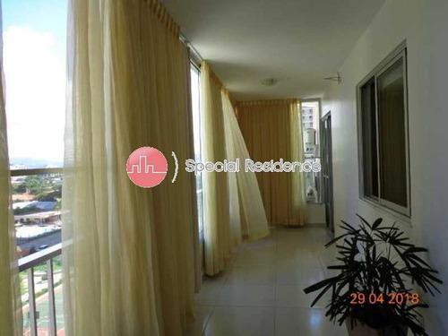 Imagem 1 de 15 de Apartamento-à Venda-barra Da Tijuca-rio De Janeiro - 201224