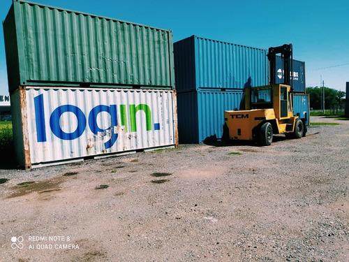 Contenedores Maritimos Usados Containers 20' Mendoza Capital