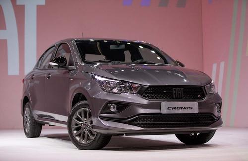Fiat Cronos 2021 - 1.3 Gse Drive - Pack Conectividad 0 Km.-