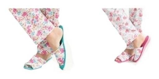 Pantuflas De Dama Piache Piu Chinelas Mujer