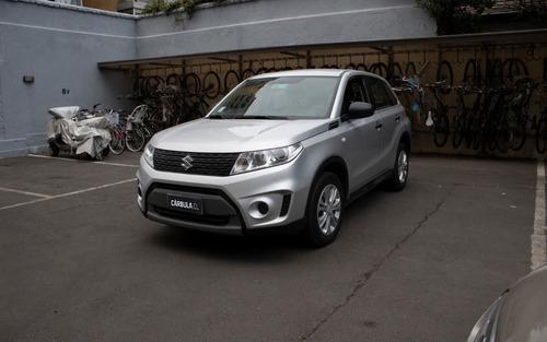 Suzuki Vitara 1.6 Gl Fwd Mt 5p 2018. Único Dueño.