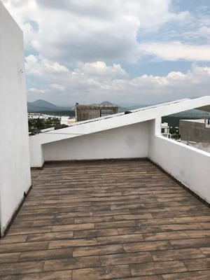 Residencia En Club De Golf Zibatá, 4ta Recámara, Roof Garde