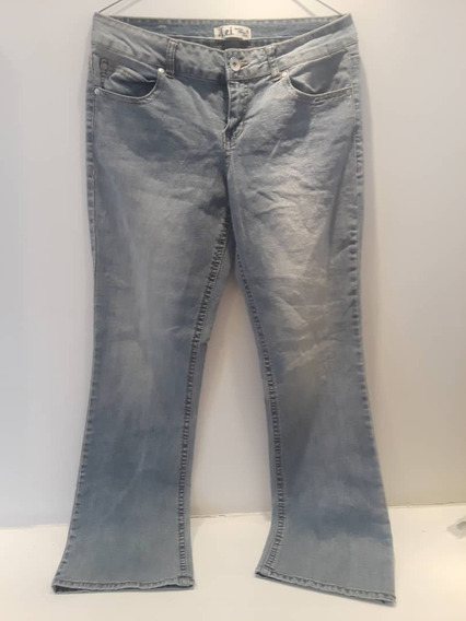 Pantalón Blue Jeans Para Dama Talla 11