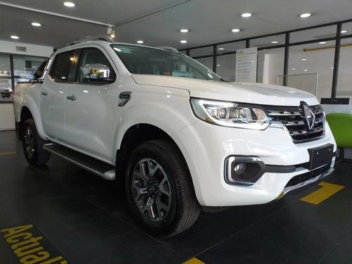 Renault Alaskan Iconic 4x4 2021 Entrega Inmediata  (ga)