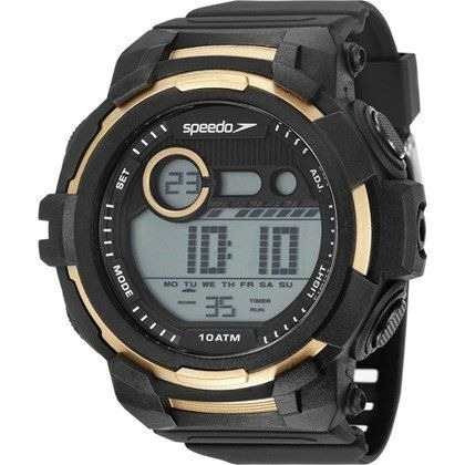 Relógio Esportivo Speedo Digital11009g0evnp1 - Nota Fiscal Garantia De 1 Ano